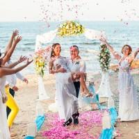 Свадьба по-гречески: виды церемоний и популярные места